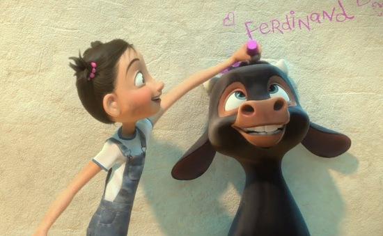 """Sau The Boss Baby, đến lượt chú bò Ferdinand """"đốn tim"""" khán giả"""