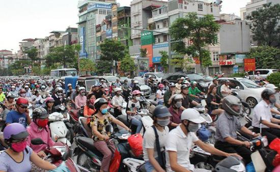 Nhức nhối nạn còi xe trên đường phố