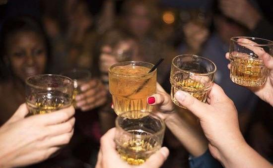 Đồ uống có cồn gây ung thư!