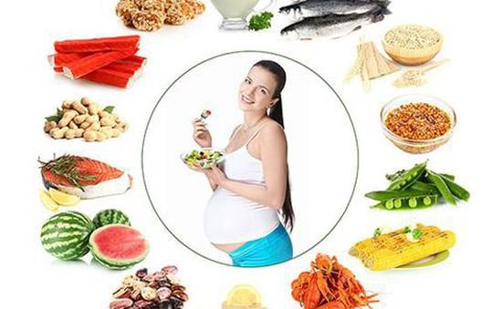 Nguyên tắc ăn uống giúp thai nhi tăng cân đều