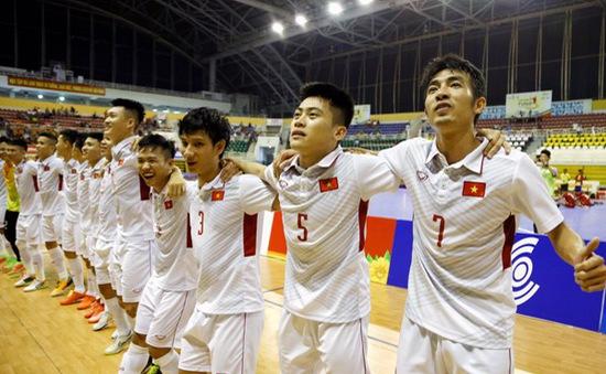 ĐT futsal Việt Nam công bố danh sách tập trung, hướng tới VCK châu Á 2018