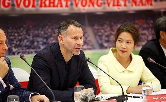 Giám đốc bóng đá PVF muốn làm thuyền trưởng Xứ Wales