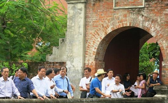 Thành Điện Hải được công nhận di tích quốc gia đặc biệt