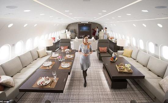 Chuyến bay trong mơ với giá gần 600 triệu đồng/giờ bay