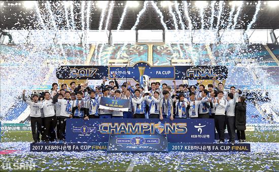 Ulsan Hyundai mang lực lượng mạnh sang thi đấu giao hữu với U23 Việt Nam