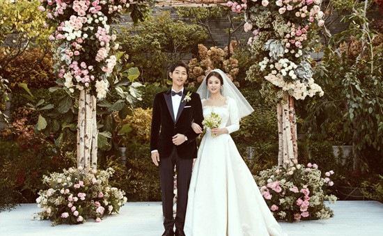 Đám cưới Song Hye Kyo và Song Joong Ki bị live stream trái phép