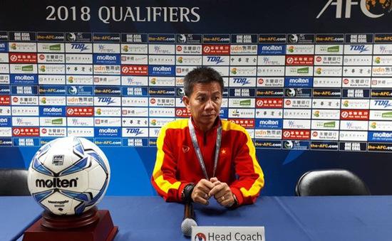 U19 Việt Nam thắng U19 Đài Bắc Trung Hoa, HLV Hoàng Anh Tuấn hài lòng về 3 điểm