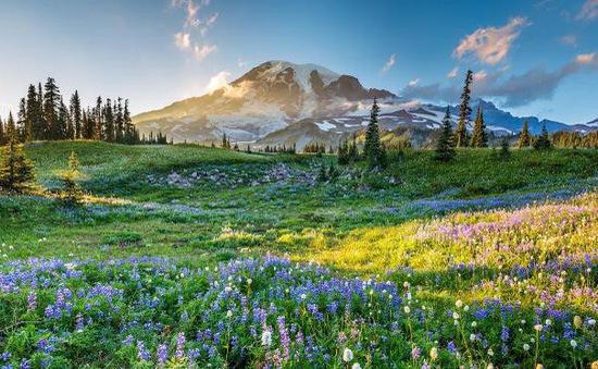 Bí mật về những ngọn núi đẹp nhất thế giới