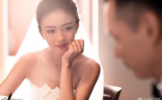 An Dĩ Hiên bất ngờ kết hôn với đại gia bất động sản