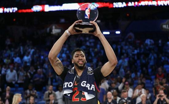 NBA All-Star Game 2017: Trọn vẹn mọi cảm xúc