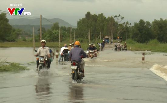 Phú Yên khắc phục sự cố để cấp điện cho người dân