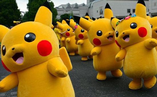 Hello Kitty và Pikachu trở thành đại sứ văn hóa