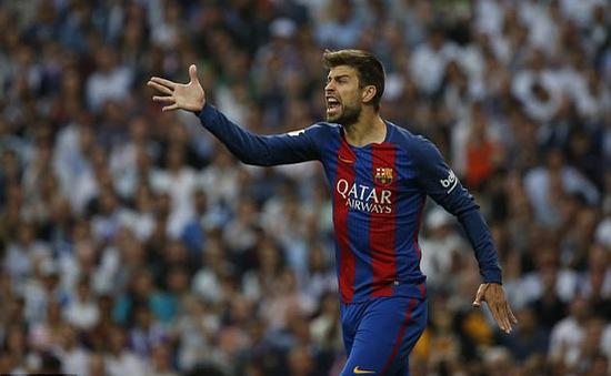 CHÍNH THỨC: Gerard Pique đặt bút ký vào giao kèo nửa tỷ Euro với Barca