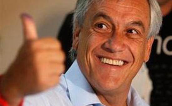 Bầu cử Tổng thống Chile: Tỷ phú Pinera trở lại nắm quyền