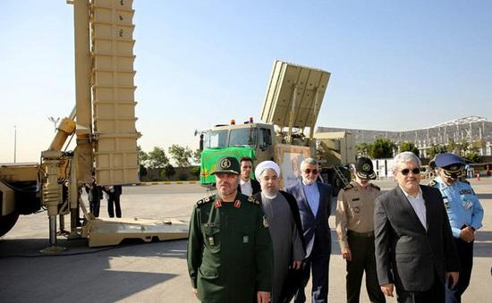 Iran tăng cường hệ thống phòng không ở biên giới