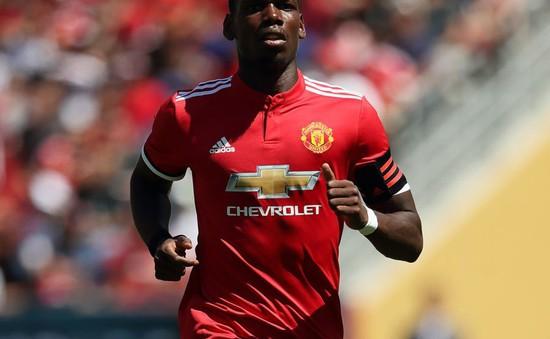 """Pogba tiết lộ thần tượng một """"số 7"""" của Man Utd"""