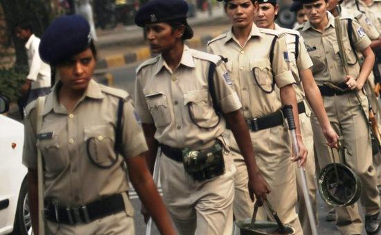Những nữ cảnh sát chống nạn hiếp dâm tại Ấn Độ
