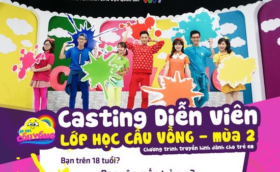 HOT: Cơ hội thử sức làm MC của VTV7