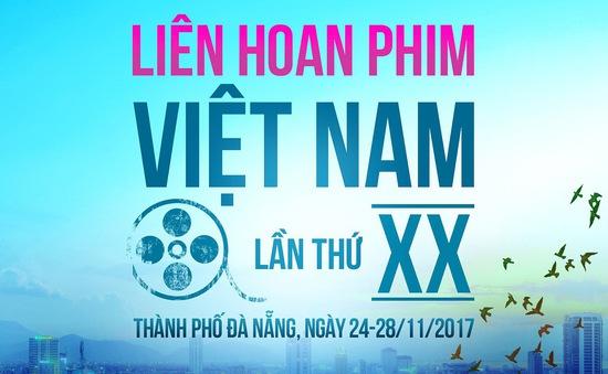 TRỰC TIẾP Lễ khai mạc Liên hoan phim Việt Nam lần thứ XX (20h00, VTV2)