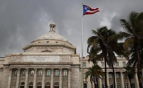 Puerto Rico nộp đơn xin bảo hộ phá sản
