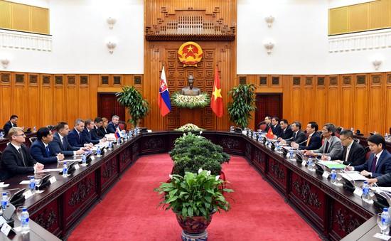 Tăng cường hợp tác quan hệ Việt Nam - Slovakia