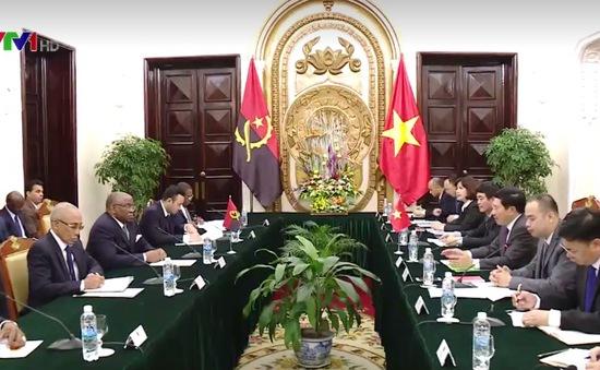 Thúc đẩy hợp tác Việt Nam - Angola