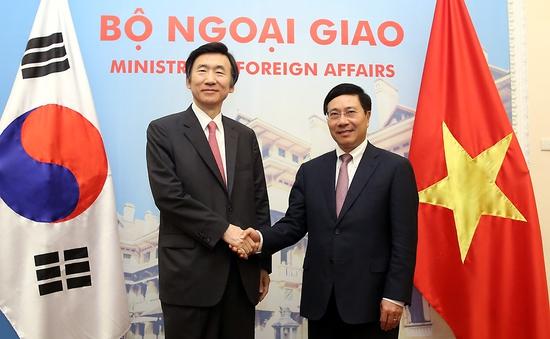 Tăng cường thúc đẩy hợp tác Việt Nam - Hàn Quốc