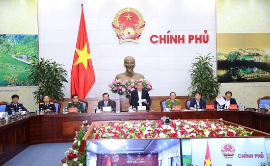 """PTTg Trương Hòa Bình: """"Sẽ xử lý nghiêm cán bộ bảo kê cho buôn lậu, gian lận thương mại"""""""