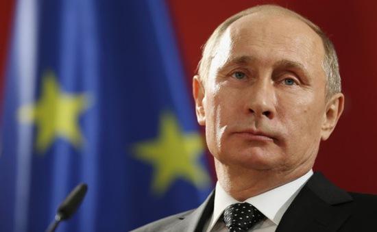 Hình ảnh Tổng thống Nga Putin trong gần 2 thập kỷ tại nhiệm