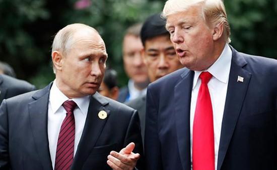 Tổng thống Nga – Mỹ điện đàm về Syria và Triều Tiên