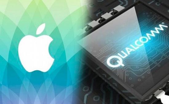 Qualcomm kiện Apple tại Trung Quốc