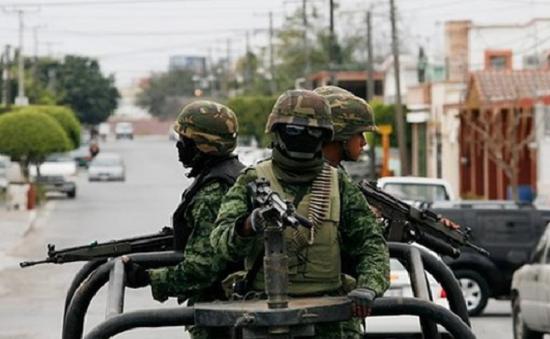 Mexico củng cố vai trò của quân đội trong cuộc chiến chống ma túy