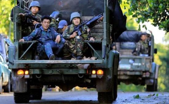 Giao tranh ở Philippines: Hơn 2.000 dân thường đang bị mắc kẹt