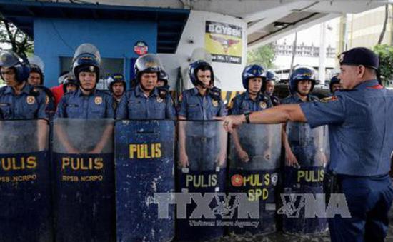 Philippines tăng cường an ninh trước thềm Hội nghị thượng đỉnh ASEAN