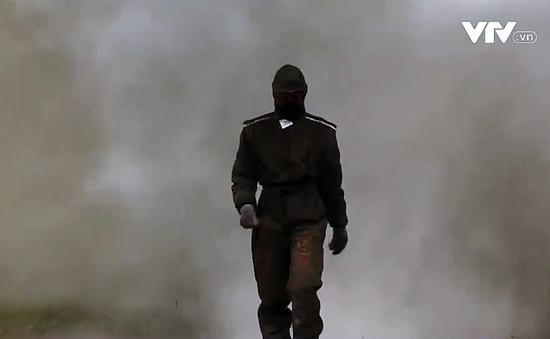 Nga thử nghiệm quân phục mới có khả năng chịu mìn