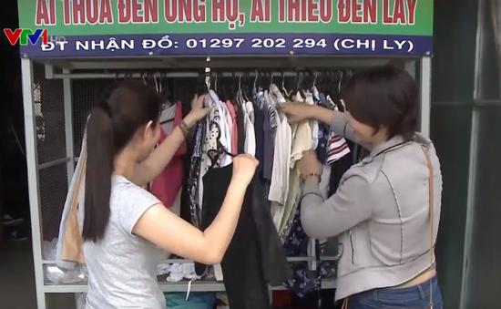 Tủ quần áo miễn phí của những người bạn thân