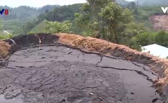 Quảng Nam: Hóa chất tuyển quặng tàn phá môi trường