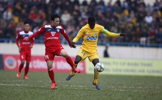 17h00 hôm nay 9/6, trực tiếp bóng đá VĐQG V.League 2017: FLC Thanh Hóa - Than Quảng Ninh