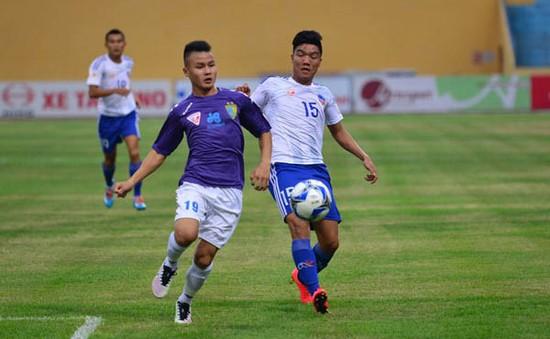 CLB Quảng Nam đặt mục tiêu giành 1 điểm trước CLB Hà Nội