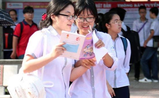 56% thí sinh vào lớp 10 tại TP.HCM có điểm dưới trung bình môn Toán