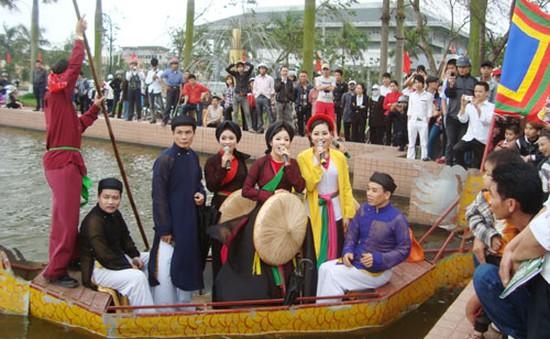 Giữ gìn và bảo tồn dân ca quan họ Bắc Ninh