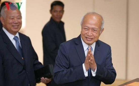 Quốc hội Campuchia công nhận 44 nghị sĩ mới