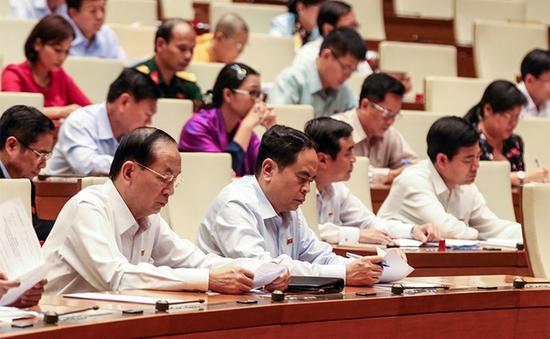 Quốc hội thảo luận Luật Quy hoạch