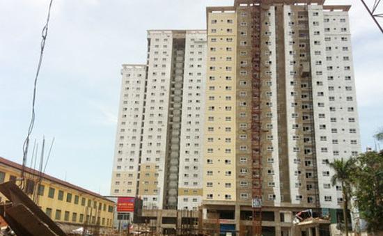 2% quỹ bảo trì chung cư 250 Minh Khai vẫn được bảo toàn