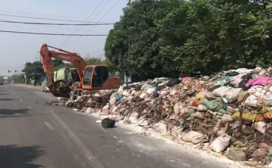 Hà Nội: Giải tỏa 7.000 tấn rác tồn đọng tại Sơn Tây, Ba Vì
