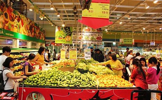 Nhập khẩu rau quả tăng gần 44%
