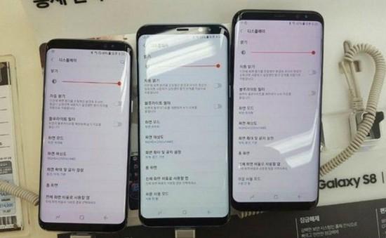 Samsung tung bản cập nhật khắc phục lỗi màn hình hiển thị quá đỏ trên Galaxy S8
