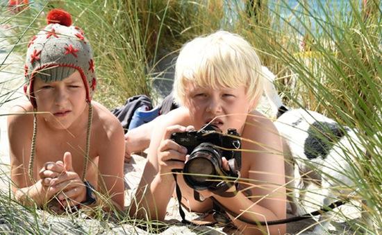 Nhiều hoạt động thú vị trong Liên hoan phim Đức dành cho trẻ em