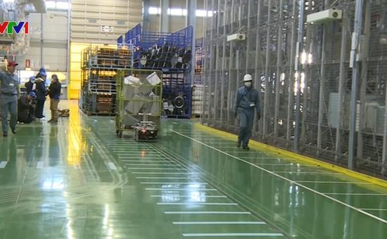 Robot đang làm được những gì tại Nhật Bản?
