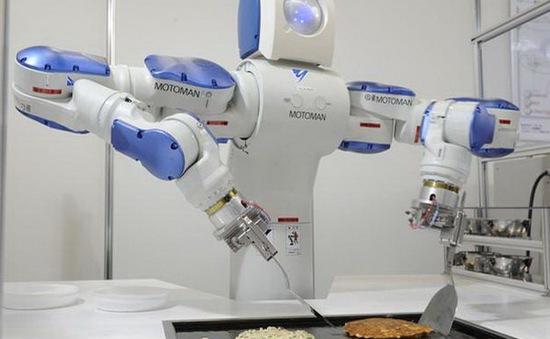 Robot khiến hàng triệu người Mỹ mất việc